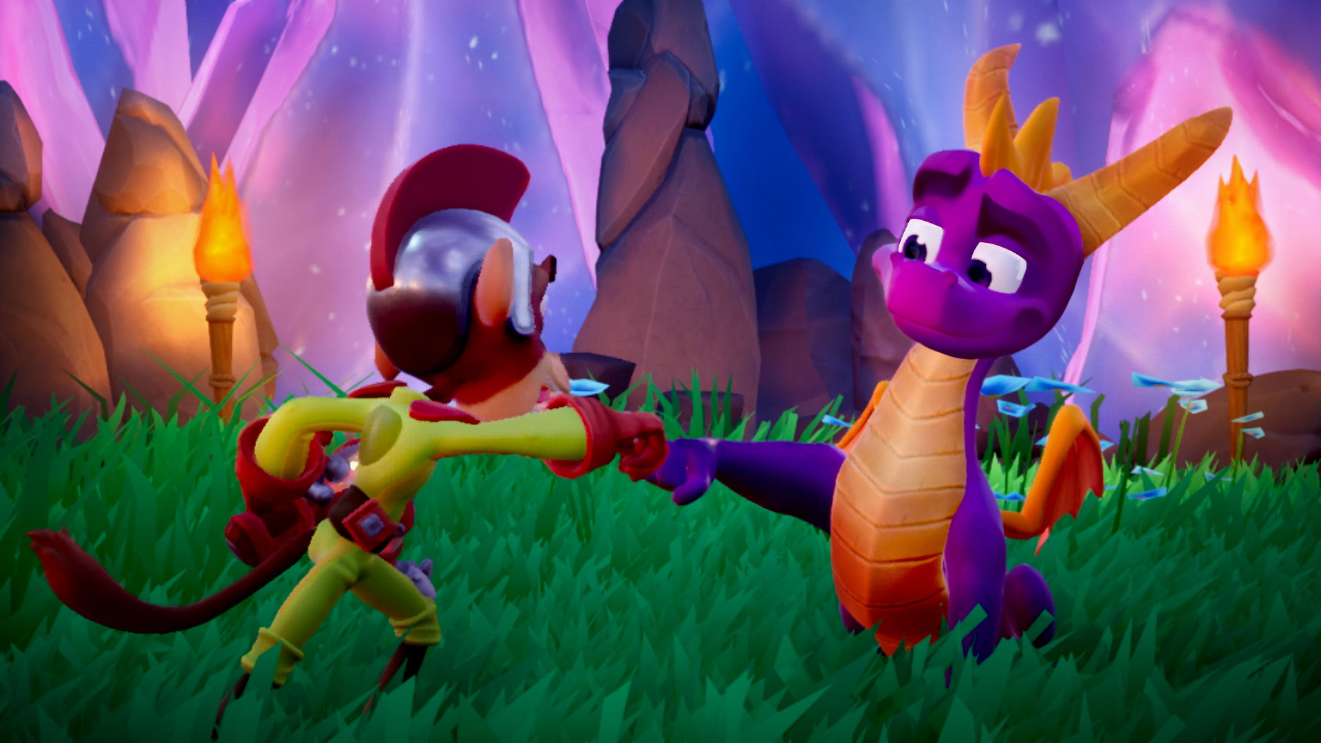 Available Now Spyro Is Bringing The Heat To Nintendo Switch And Pc Via Steam