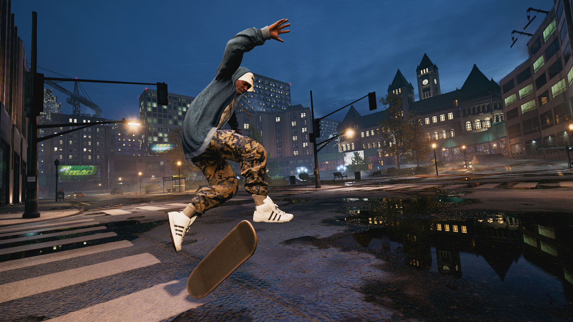 Get Ready to Grind into Tony Hawk's™ Pro Skater™ 1 and 2 ...