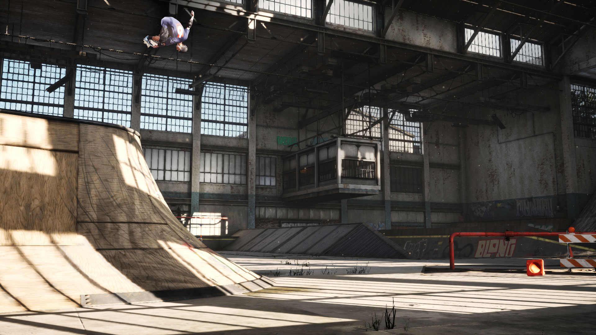 A 900-Degree Look at Tony Hawk's Pro Skater 1 and 2's Reveal - Image 1