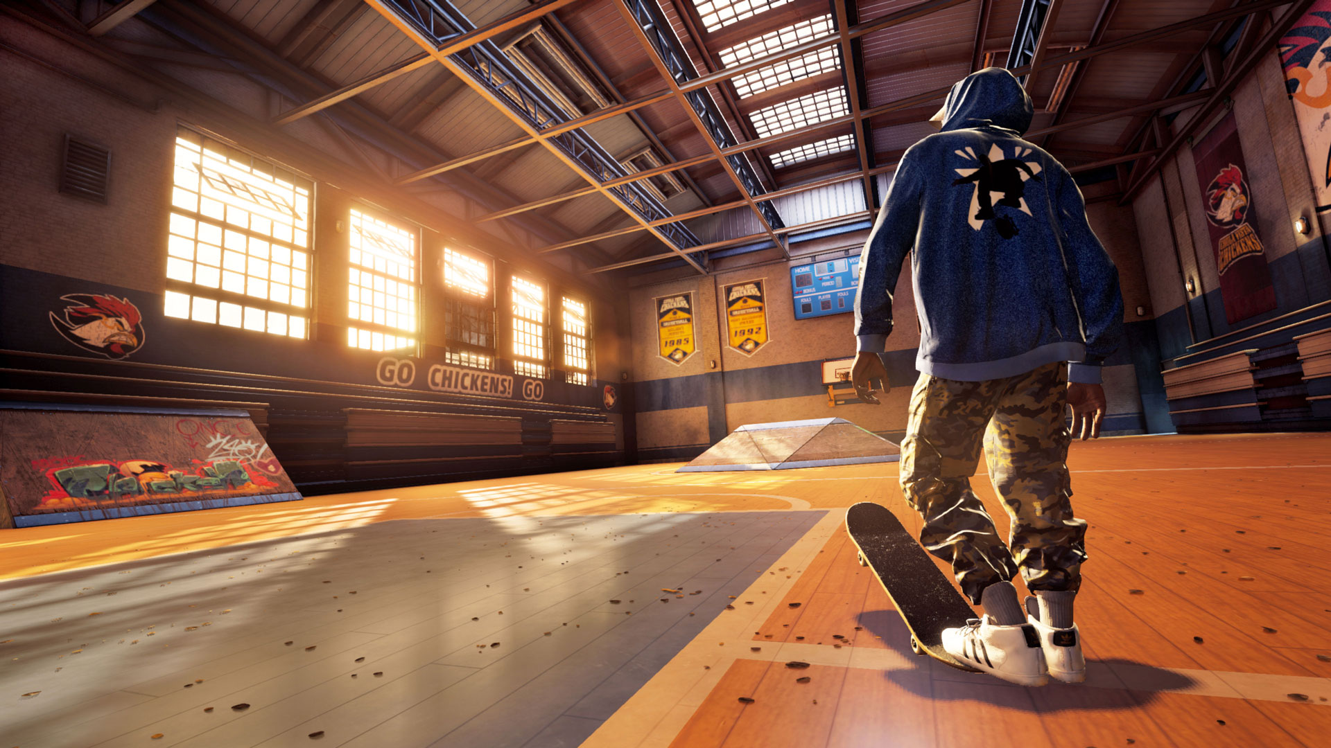 A 900-Degree Look at Tony Hawk's Pro Skater 1 and 2's Reveal - Image 2